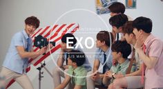 EXO Ceritakan Masa Sekolah Mereka Pada Interview IVYclub S/S 2015