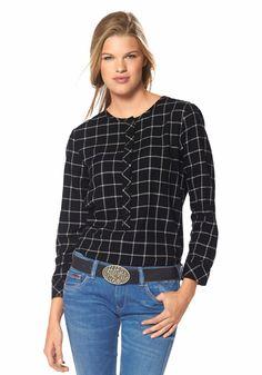 Hilfiger Denim Hemdbluse im OTTO Online Shop