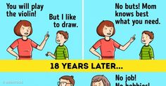 Sad but true. These are all good reminders for me as a parent.