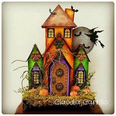 Resultado de imagen para cartonaje halloween