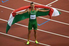 Baji Balázs: A bronz után talán megtanulják, hogy nem Badzsi a nevem Track And Field, Athletics, Cheer Skirts, London, Sports, Hs Sports, Track Field, Track, Sport