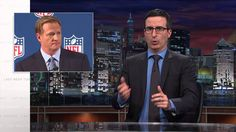 Last Week Tonight with John Oliver: Roger Goodell (Extended Web Exclusiv...
