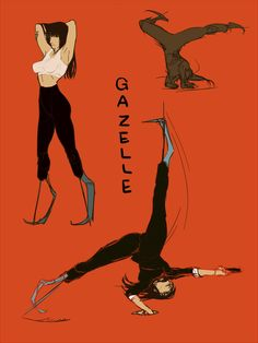 gazelle kingsman - Pesquisa Google
