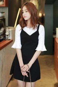 Bis Black Dress