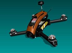 Drone Design Ideas : In search of design functionality!  DIY Drones