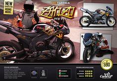 Second Life Marketplace - PREFABRICA PFB999 - Zanzo - Racing motorbike