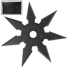 Khoga Ninja Seven Point Sure Stick Ninja Throwing Star For Sale | All Ninja Gear: Largest Selection of Ninja Weapons | Throwing Stars | Nunchucks
