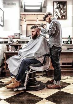 Barber life  © Tim Collins