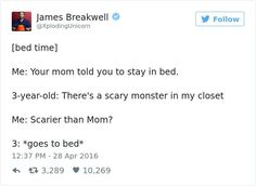 10+ Of The Best Parenting Tweets Of 2016