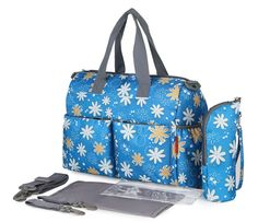Baby Nappy Bags New Multifunctional Shoulder Waterproof Diaper Bags – GeneralStoreProducts4U