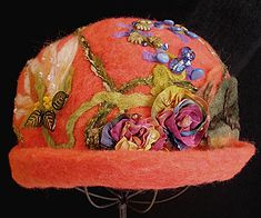I'd love to try felting one day!