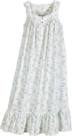 Eileen West Lily of the Valley Cotton Nightgown