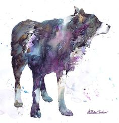 Natalie Graham - Meg - Artists & Illustrators - Original art for sale direct from the artist