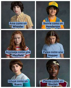 Read 1 from the story Memes de Stranger Things by wolfhardftme- (𝙅𝙐𝙇𝙄𝙀𝙏𝘼. Stranger Things Quote, Stranger Things Netflix, Stranger Things Season, Best Series, Best Tv Shows, Saints Memes, Will Byers, Sadie Sink, Cartoon Network Adventure Time