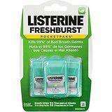 Amazon.com : Listerine Pocketpaks, Cool Mint, 72 Count : Breath Strips : Beauty