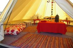 Bell Tent 5m UltimateTent Reviews and Details