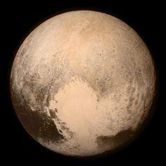 Pluto ની બર્ફીલી સપાટીની નીચે મળ્યો 100 મીટર જેટલી જાડાઈનો થર