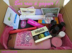 Une jolie box «rose» (ou presque) pleine de produits à gagner ! • Hellocoton.fr