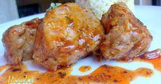 Roski-cocina y algo mas-Yus: Solomillo de Cerdo,Sidra,Mostaza L' Ancienne,en Fussioncook y Tradicional