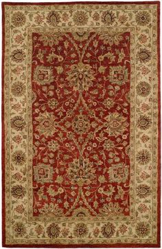 There is nothing average about Empire - an elegant collection of supreme quality hand-tufted traditional designs made of densely woven premium wool. A special finishing wash process imparts to each rug a unique, distinctive antique look and feel. Persian Pattern, Classic Rugs, Area Rug Runners, Hand Tufted Rugs, Ballard Designs, Beige Area Rugs, Floor Rugs, Cotton Canvas, Bohemian Rug