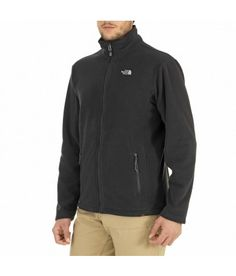 The North Face Men's 100 Glacier Full Zip - Fleece Jacket