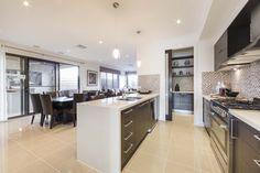 Arlington - Simonds Homes Kitchen Black, Black Kitchens, Simonds Homes, Kitchen Inspiration, Kitchen Ideas, Extension Designs, Black Wood, Colour Schemes, Home Builders