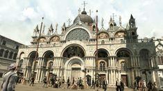 Basilica di San Marco (Venezia) St Mark's Basilica (Venice) Assassin's creed II