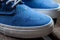 Chima Ferguson's signature Vans get the hometown treatment as the skater teams up with Sydney's