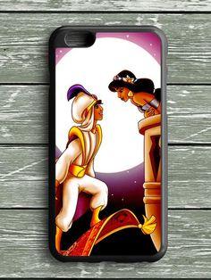 Aladdin And Jasmine iPhone 6S Plus Case