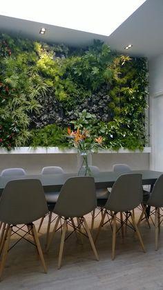 GreenZ plantingwall - voordelen van een plantenwand