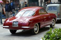 Fiat 1100 S Savio (1948)