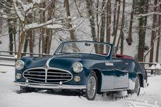 Delahaye 235 Cabriolet 1953.