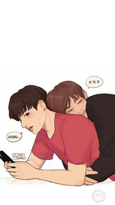 Aww This is sooooooooo cute and adorable VKOOK! I'm bout to cry with happinesss
