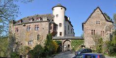 Burg Neuerburg / Eifel