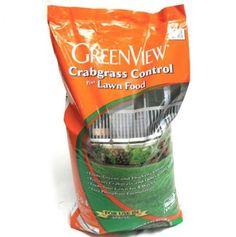 Greenview 2131160 Greenview Fertilizer 2204  Crabgrass Control  15000 sq ft *** Visit the image link more details.