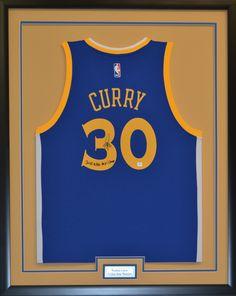 Framed Jersey of 2014 MVP of the Framed Jersey, Wnba, Basketball Jersey, Golden State Warriors, Hair, Shirt, Strengthen Hair
