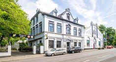 Die Löwenburg in Düsseldorf wird dieses Jahr 120 Jahre. Und mit ihr feiert das Tanzhaus Düsseldorf. Erfahre mehr über die Geschichte dieses Gebäudes.