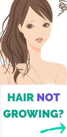 how to naturally get long, strong hair fast!