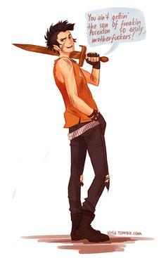 Bad Percy... *faints ;)