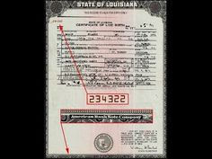 TAT'S 2 MIN NEWS 2114 Your Birth Certificate Was Made Into a Bond...it's Worth Billions!