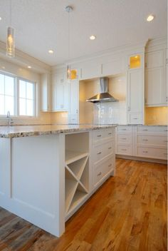 Kitchen+Cabinets | White Painted Kitchen Cabinets