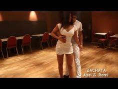 Axel & Romina l Climax - Usher #Best Bachata Sensual - YouTube