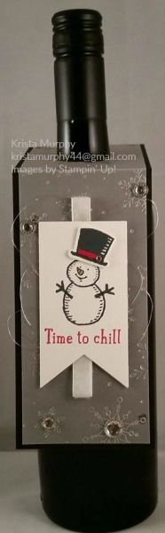 Snow Place Beverage Tag                                                                                                                                                                                 More
