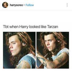 I love Tarzan