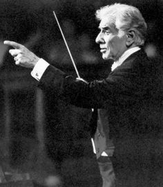 Leonard Bernstein - Yes, he was gaudy and over-emotional.  But NOBODY did Beethoven like him, not even Toscanini