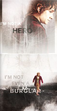 I'm not a hero ... I'm not even a burglar. That's right, heroes don't exist and if they did I wouldn't be one of them.