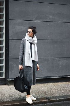 Winter trends   Layers of grey