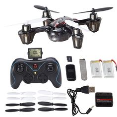 Amazon.com: Holy Stone® mini RC Quadcopter with 720P Camera,4CH 6-Axis Gyro 2.4 GHz: Toys & Games