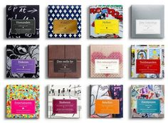 Fancy - Chocolates with Attitude Packaging | AnOther | Loves