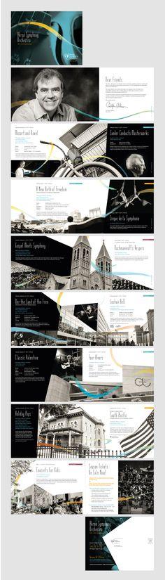Akron Symphony Orchestra 2014-2015 Season Brochure